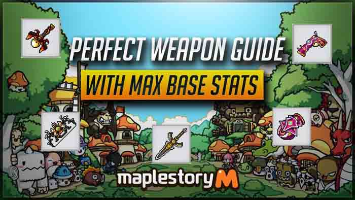 MapleStory M Dwarf Game