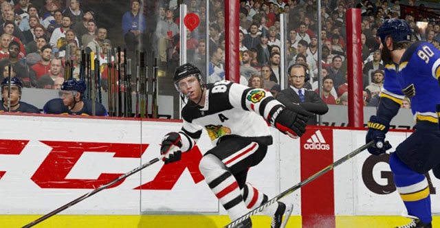 NHL 19 Gameplay on PS4